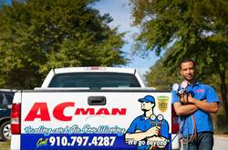 AC MAN HEATING AND AIR CONDITIONING Fayetteville 18