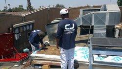 C J COOLING & HEATING lic#1007753 Santa Ana 2