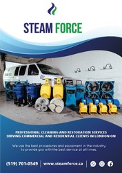 Steam Force Ltd. London 5