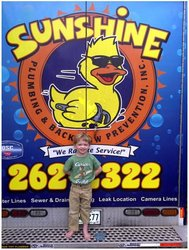 Sunshine Plumbing & Backflow Prevention Baton Rouge 2