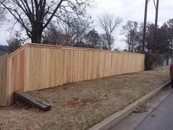 Oklahoma Fence And Construction Sapulpa 8