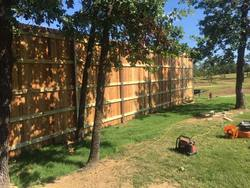 Oklahoma Fence And Construction Sapulpa 14