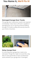 The Garage Door Guys Inc. Myrtle Beach 9