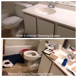Extreme Cleaning Queen Schenectady 14