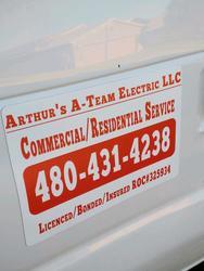 Arthur's A-Team Electric LLC Surprise 11