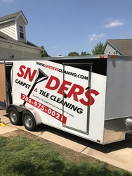Snyder's Carpet & Tile Cleaning Huntersville 16