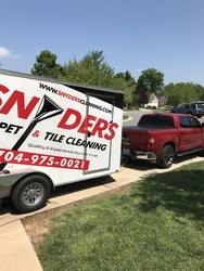Snyder's Carpet & Tile Cleaning Huntersville 17