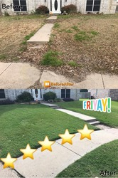 Five Star Fertilizing & Weed Control Rockwall 2