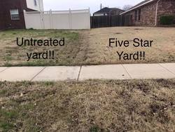 Five Star Fertilizing & Weed Control Rockwall 5