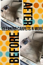 Cleaning Carpets N More / D3 Auto Care Pasadena 1