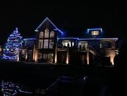 St Nicks Holiday Lighting Fenton 1