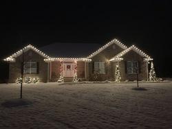 St Nicks Holiday Lighting Fenton 3