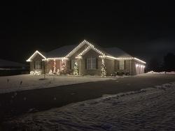 St Nicks Holiday Lighting Fenton 4