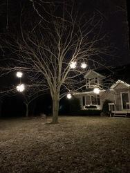 St Nicks Holiday Lighting Fenton 5