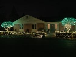 St Nicks Holiday Lighting Fenton 9