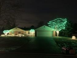 St Nicks Holiday Lighting Fenton 10
