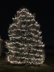 St Nicks Holiday Lighting Fenton 11