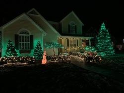 St Nicks Holiday Lighting Fenton 13