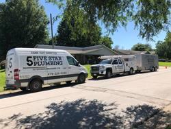 Five Star Plumbing Siloam Springs 1