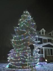 St Nicks Holiday Lighting Fenton 18