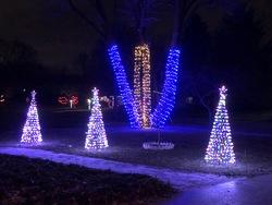 St Nicks Holiday Lighting Fenton 19