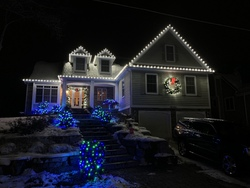 St Nicks Holiday Lighting Fenton 21