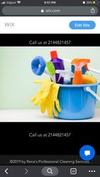 Rena's Cleaning Services Arlington 3