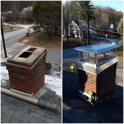 Anything Chimney - Chimney Sweep Manchester NH Manchester 9