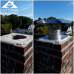 Anything Chimney - Chimney Sweep Manchester NH Manchester 10