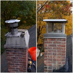 Anything Chimney - Chimney Sweep Manchester NH Manchester 16