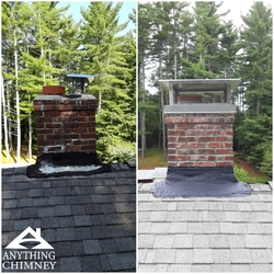 Anything Chimney - Chimney Sweep Manchester NH Manchester 17