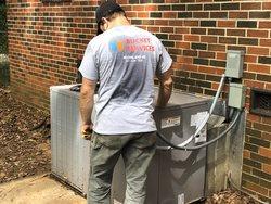 Bucket Services Heating and Air AL#18165 Hayden 0