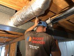 Bucket Services Heating and Air AL#18165 Hayden 1