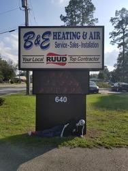B & E Heating & Air Belvedere 1