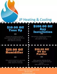 JP Heating and Cooling Henrietta 12