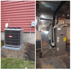 LaCroix Heating & Cooling Worcester 50
