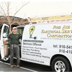 Four Ace Electrical Services Corporation, Sacramento, CA Sacramento 8