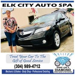 Elk City Auto Spa Charleston 26