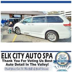 Elk City Auto Spa Charleston 27