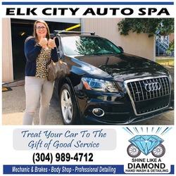 Elk City Auto Spa Charleston 28