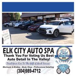 Elk City Auto Spa Charleston 30