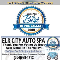 Elk City Auto Spa Charleston 32
