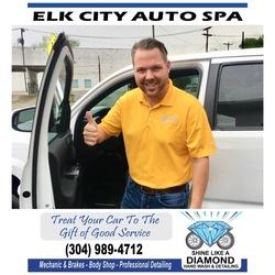 Elk City Auto Spa Charleston 62