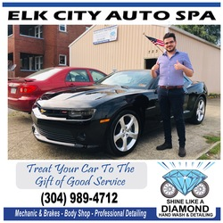 Elk City Auto Spa Charleston 78