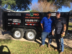 All Pro Junk & Demolition San Antonio 12