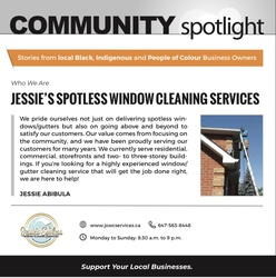 Jessie's Spotless Window Cleaning Services Toronto 8