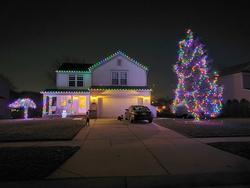 St Nicks Holiday Lighting Fenton 25