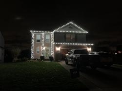 St Nicks Holiday Lighting Fenton 27