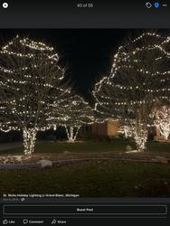 St Nicks Holiday Lighting Fenton 33