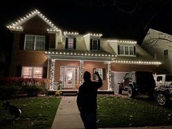 St Nicks Holiday Lighting Fenton 37